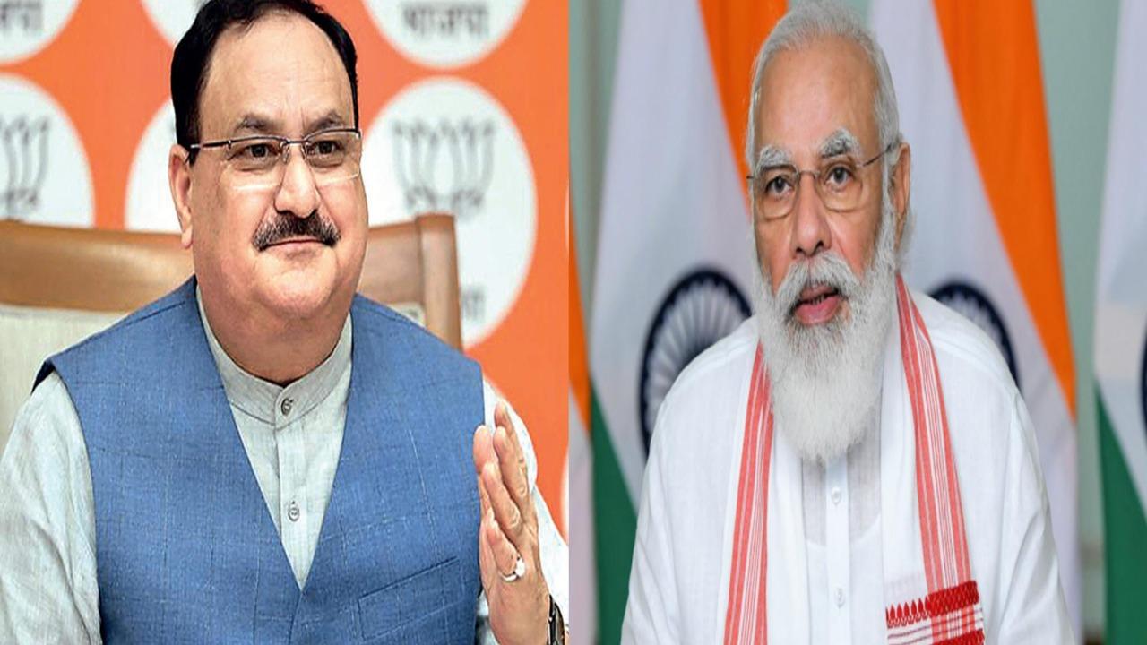 Bihar had already chosen Modi Ji, said Nadda