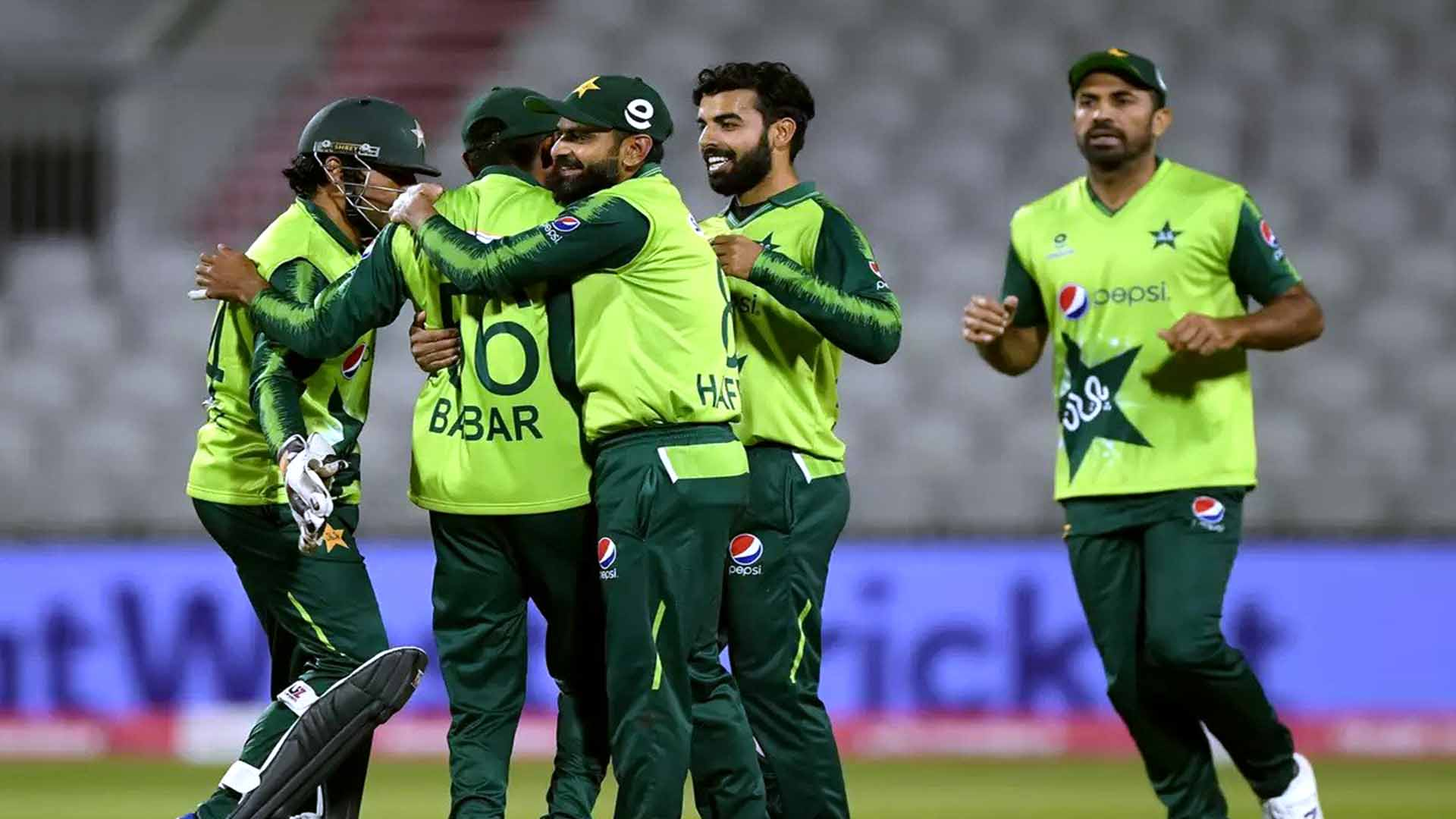 Pakistan's team announced for their first match of ICC CWC Super League