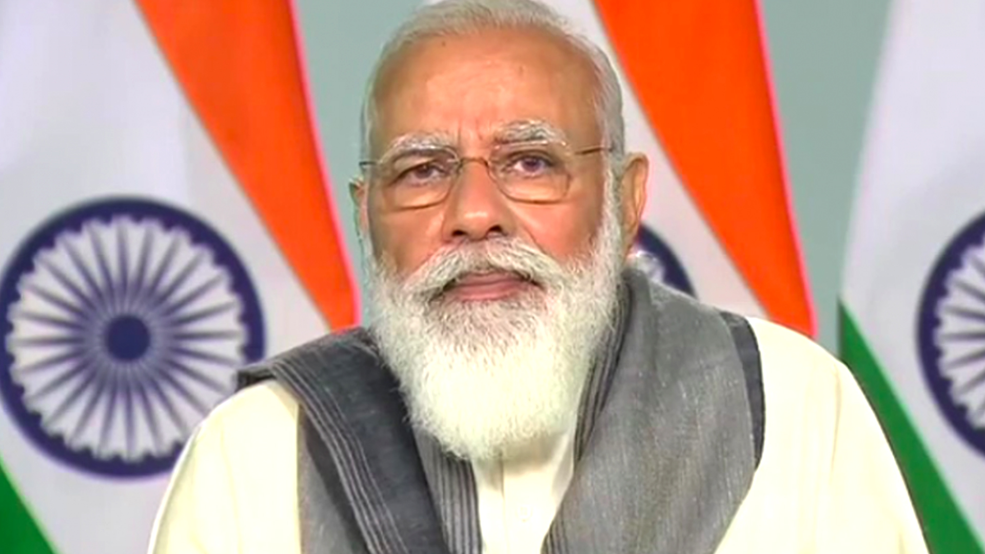 Super Eight: PM's Virtual Meet With the CM's of Eight States