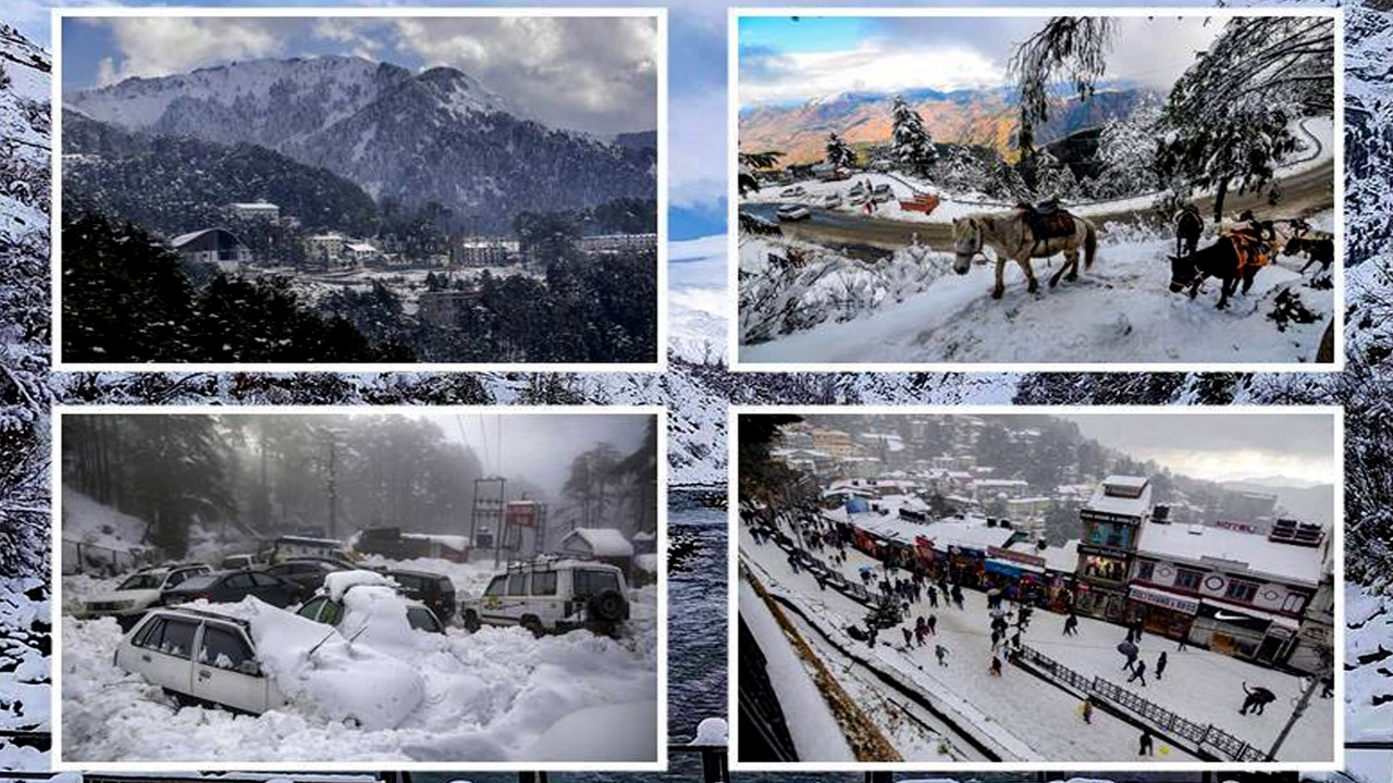 Himachal Pradesh: Best places to visit there, these winter vacations will be memorable