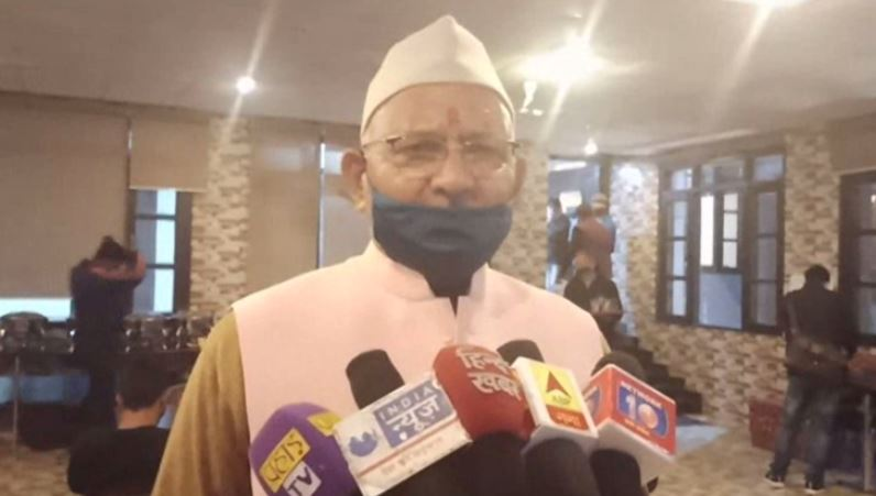 Uttarakhand Congress State Vice President Jot Singh Bisht attacks BJP Government