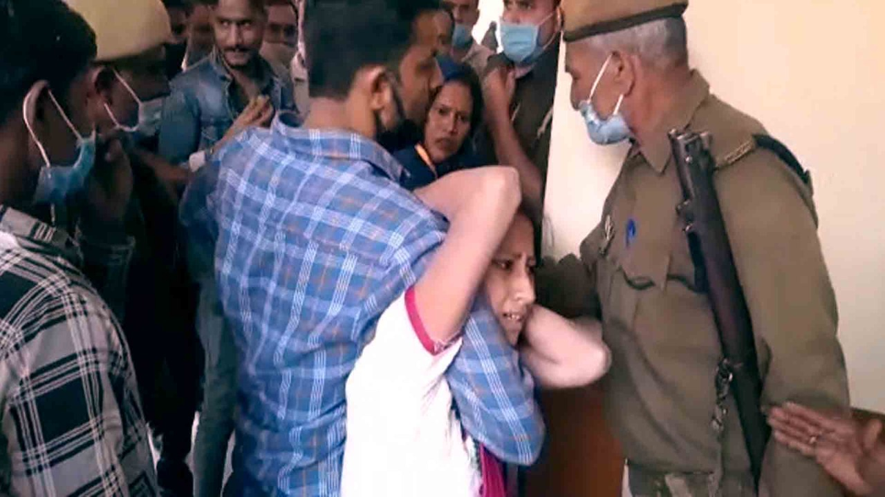 Fight With Couple in Collectorate