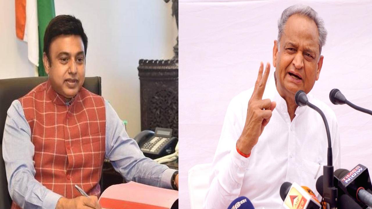 Gehlot's fires fresh salvo against BJP