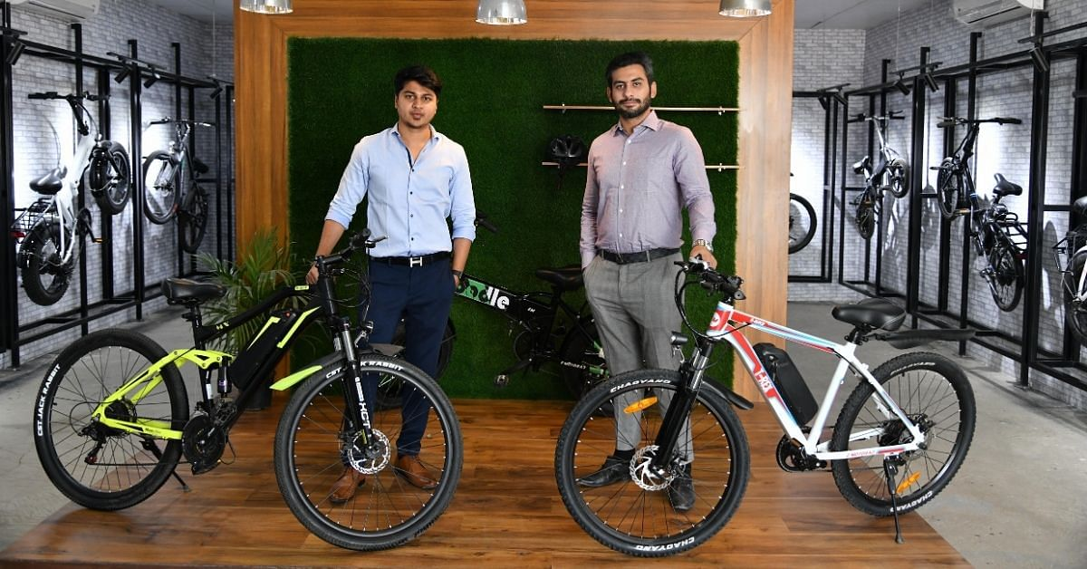 A Pune-based e-cycle startup: Clean, green and profitable