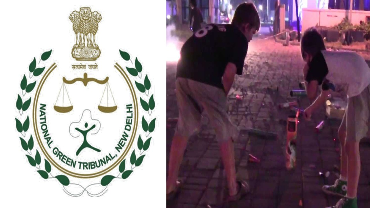 NGT rules aired in Delhi NCR, cracked fire crackers