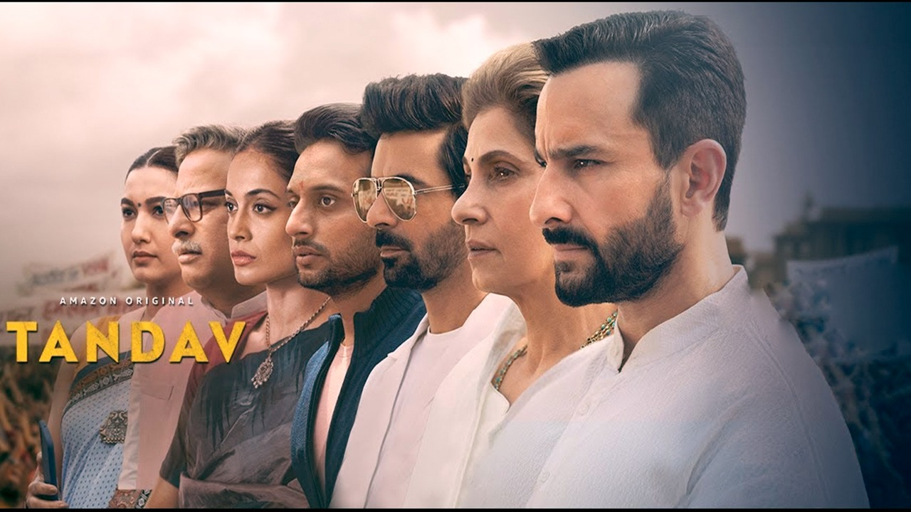 Tandav Controversy: Why 'Tandav' happening on Saif Ali Khan's web series, reached the government, Let's know the whole matter