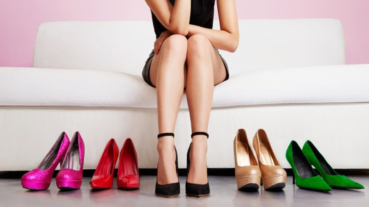 High heels boosters women confidence