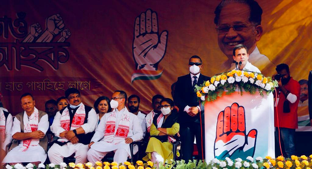 Corporates will grab Rs 80 lakh cr agribusiness: Rahul Gandhi on farm laws