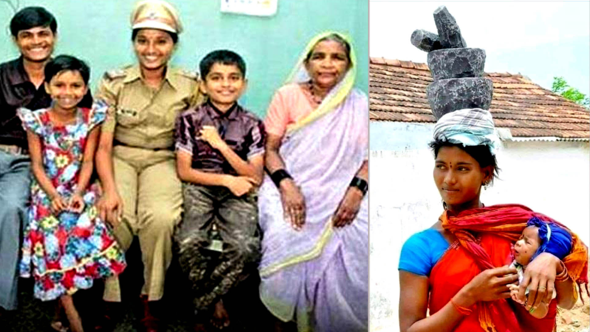Mortar and Pestle Sellers becomes SI in Maharashtra Police: IPS Officer Tweeted her Success Story