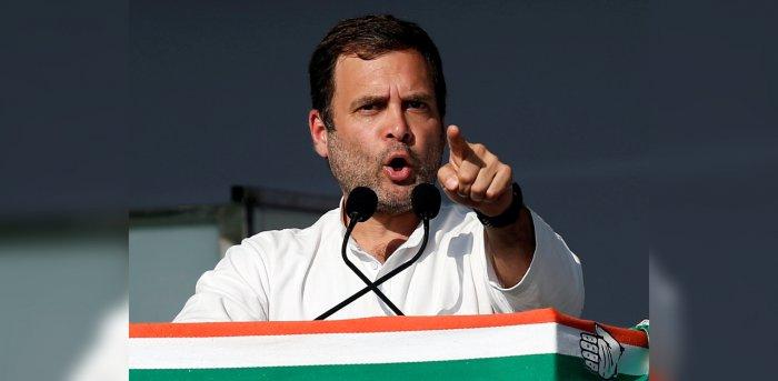 """Centre Hits Back At Rahul Gandhi After """"Bangladesh Set To Overtake"""" Jibe"""
