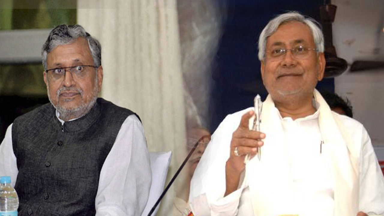 Patna: Nitish will be the Chief Minister once again, and Sushil Modi will be the Deputy Chief Minister.