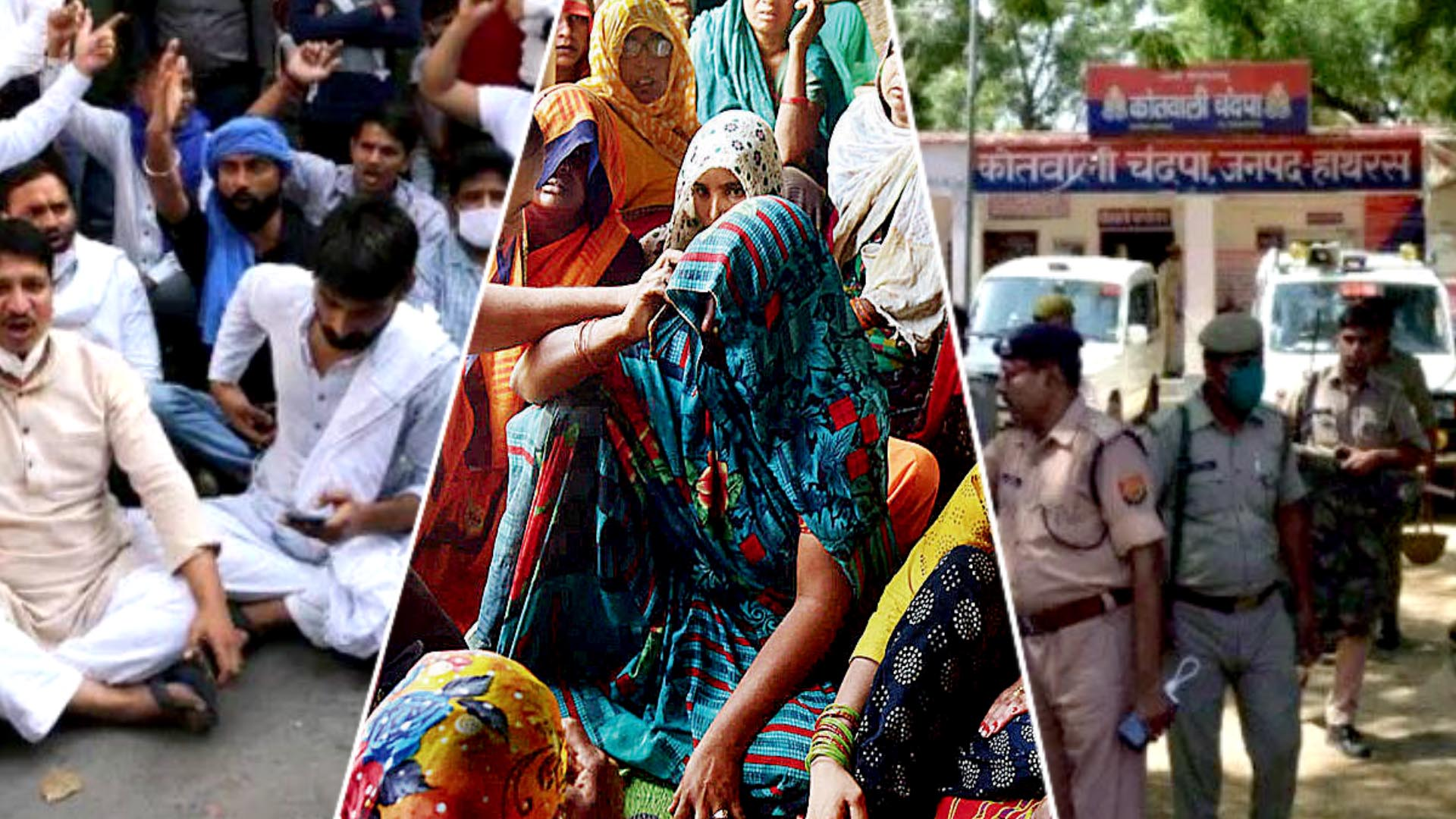 CBI Takes Over the Alleged Hathras Gang Rape Case
