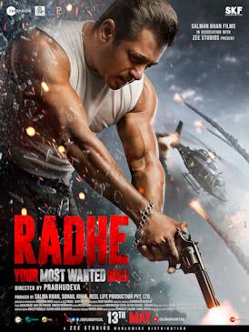 Radhe (2021) WEB-DL   4k   1080p   720p – [Hindi Tam Tel Eng] – DD5.1 – Esub