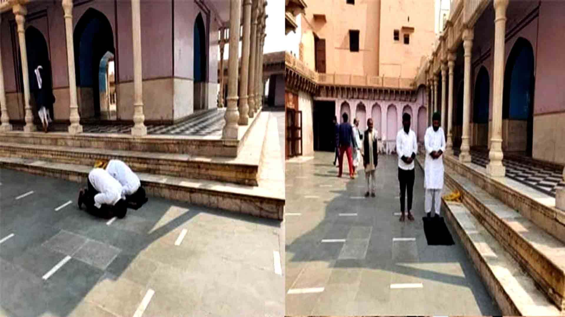 Two People Offered Namaz in Nand Baba Temple, Mathura: FIR Lodged