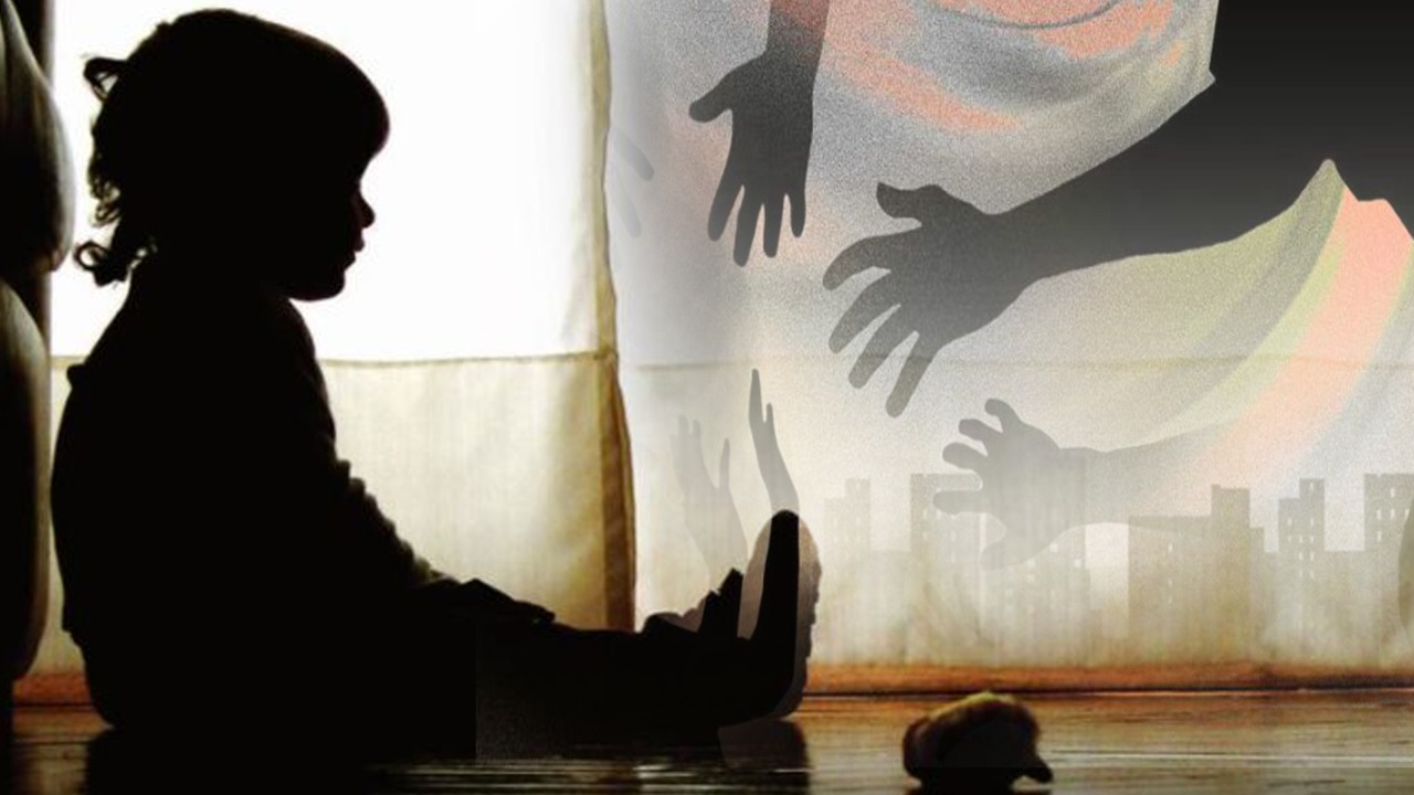 7 year old girl raped in UP Shahjahanpur