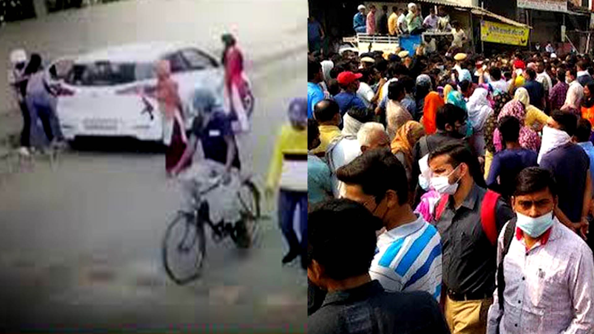 Love Jihad: A 21-year-old woman was shot dead outside her college in Haryana's Faridabad.